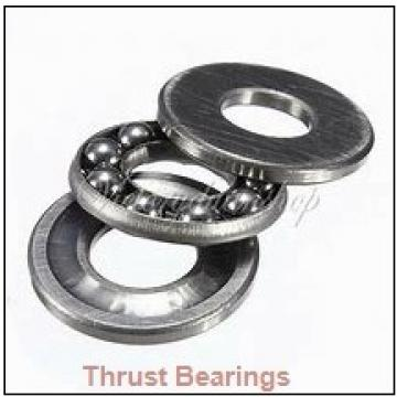 T127 THRUST BEARINGS – TYPES TTC, TTCS AND TTCL