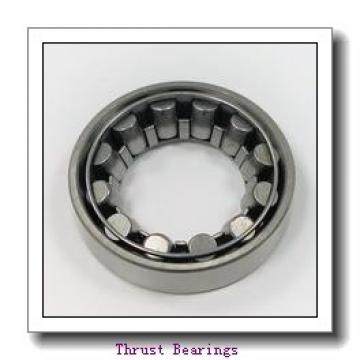 T730DW THRUST BEARING TYPES TTDWK AND TTDFLK
