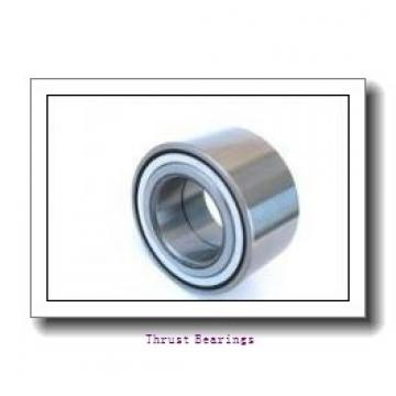 T770FAe THRUST BEARING TYPES TTDWK AND TTDFLK