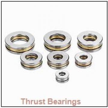 T158 THRUST BEARINGS TYPES TTSP, TTSPS AND TTSPL