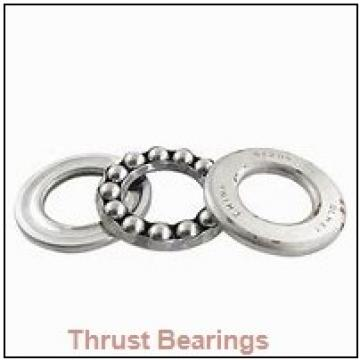 T113X THRUST BEARINGS TYPES TTSP, TTSPS AND TTSPL