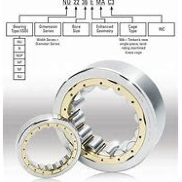 81160 Thrust cylindrical roller bearings